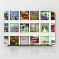 collection of moments iPad Case