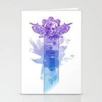Gears Of War Stationery Cards