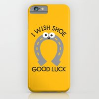 Straight From the Horse's Foot iPhone 6 Slim Case
