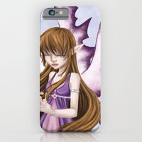 iPhone & iPod Case featuring Spring Fairy by Margaret Stingley
