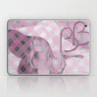 INITIALS B.B Laptop & iPad Skin