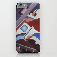 iPhone & iPod Case featuring Structure by Laura Bubar Original Artwork