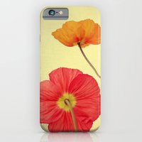 iPhone & iPod Case featuring Les Jolies Fleurs by Alicia Bock