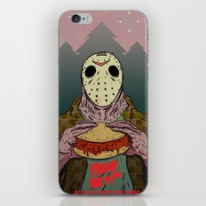 Friday The 14th iPhone & iPod Skin