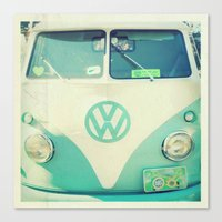 Sweet Ride Canvas Print