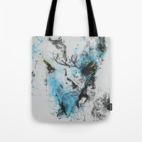 Chaos Thinking Tote Bag