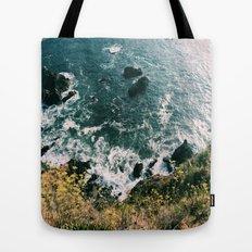 Kirk Creek, Big Sur Tote Bag