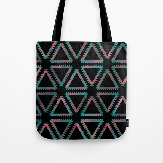 Metal Works 80's style Tote Bag