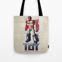The Toy Poster Tote Bag