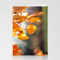 Embers II Stationery Cards