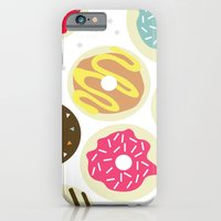 Doughnuts iPhone 6 Slim Case