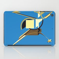 Space Ship iPad Case