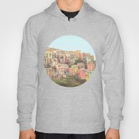 Colorful Houses Hoody