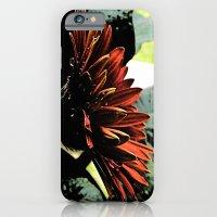 Moody Flower iPhone 6 Slim Case