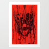 Birth Of Oblivion Art Print