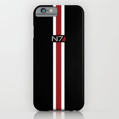 Mass Effect   Commander Shepard  iPhone 6 Slim Case