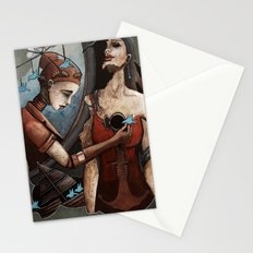 Dream of Yourself Stationery Cards