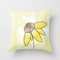 A Whisper of Me Throw Pillow