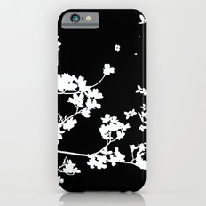 Black Dogwood iPhone 6 Slim Case