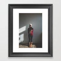 Kyra Framed Art Print