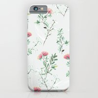 springtime pink iPhone 6 Slim Case