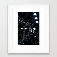 ray 06 Framed Art Print