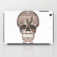 SKULL & ARROW  iPad Case