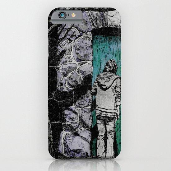 The Green Door iPhone & iPod Case