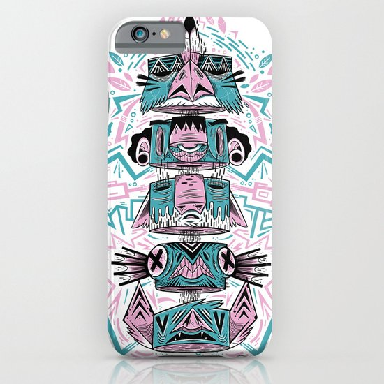 Toto-Tem iPhone & iPod Case