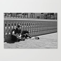 Enything in Vegas Canvas Print
