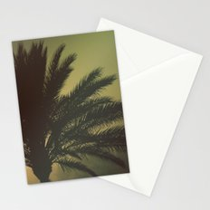 Mysterious sunset Stationery Cards