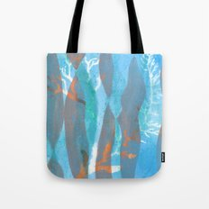Seascape Pattern no I Tote Bag