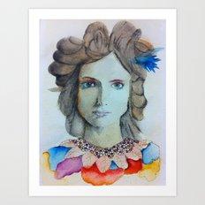 Ivanka Art Print