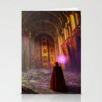 Sanctum Stationery Cards