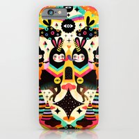 iPhone Cases featuring Flying High by Muxxi