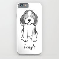 Dog Breeds: Beagle iPhone 6 Slim Case