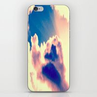 sky's the limit iPhone & iPod Skin