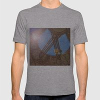 Liahona Mens Fitted Tee Athletic Grey SMALL
