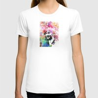 John Womens Fitted Tee White SMALL