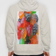 Gummy Fruit Hoody
