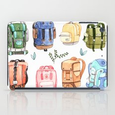 Backpacks iPad Case