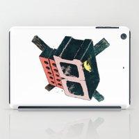 Brick Crossbones and a Bird iPad Case