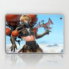 -Air- Laptop & iPad Skin