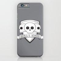 Skull's School iPhone 6 Slim Case