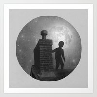 Rooftoppers - Chapter Th… Art Print