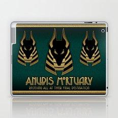 Anubis Mortuary Laptop & iPad Skin