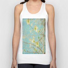 Longing for Spring Unisex Tank Top