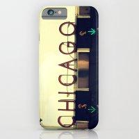 Chicago Skyway ~ Vintage Mid-Century Tollbridge Sign iPhone 6 Slim Case