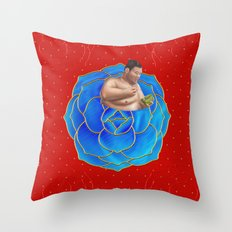 Sumo Throw Pillow