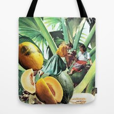 FERTILE CRESCENT Tote Bag